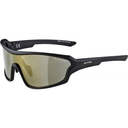 Unisex slnečné okuliare - Alpina Sports LYRON SHIELD P - 1