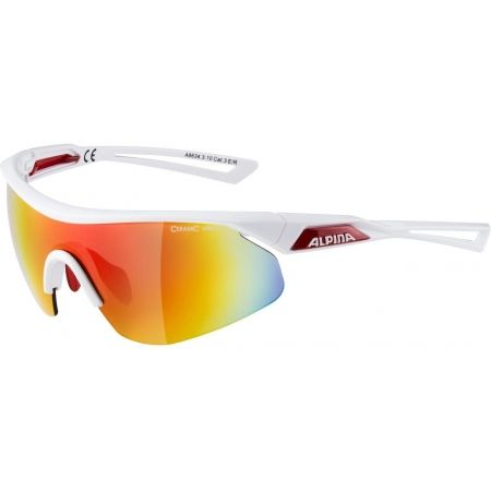 Unisex sunglasses - Alpina Sports NYLOS SHIELD - 1