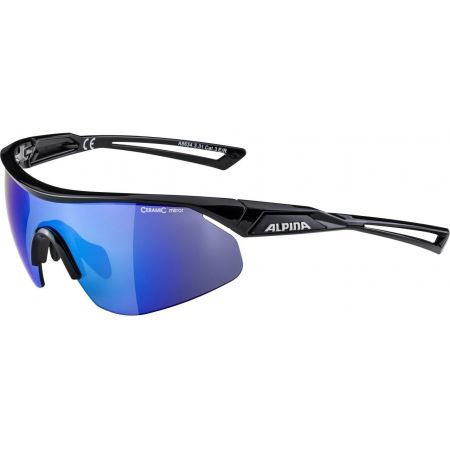 Alpina Sports NYLOS SHIELD - Modische Sonnenbrille