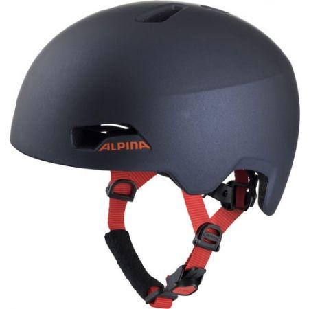 Detská cyklistická prilba - Alpina Sports HACKNEY