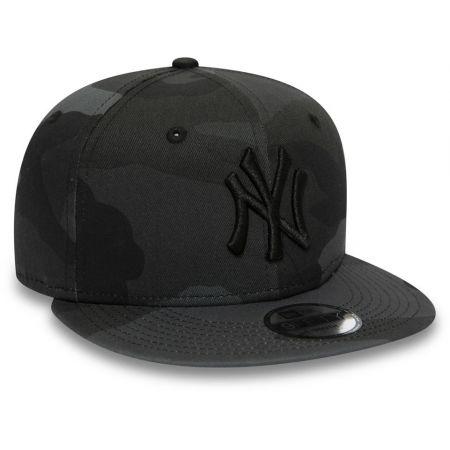 New Era 9FIFTY MLB KIDS CAMO NEW YORK YANKEES - Șapcă de club copii