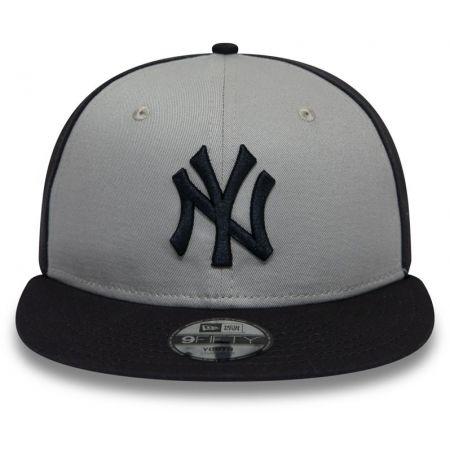 Șapcă de club copii - New Era 9FIFTY MLB CHARACTER FRONT NEW YORK YANKEES - 2