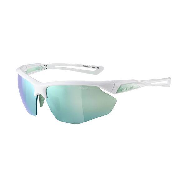 Alpina Sports NYLOS HR fehér NS - Unisex napszemüveg