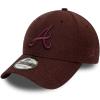 Férfi baseball sapka - New Era 9FORTY MLB WINTERIZED THE LEAGUE ATLANTA BRAVES - 1