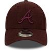 Férfi baseball sapka - New Era 9FORTY MLB WINTERIZED THE LEAGUE ATLANTA BRAVES - 2