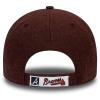 Férfi baseball sapka - New Era 9FORTY MLB WINTERIZED THE LEAGUE ATLANTA BRAVES - 4
