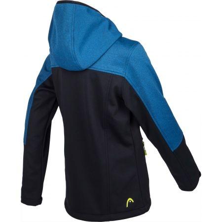 Chlapčenská  softshellová bunda - Head ZEUS - 3