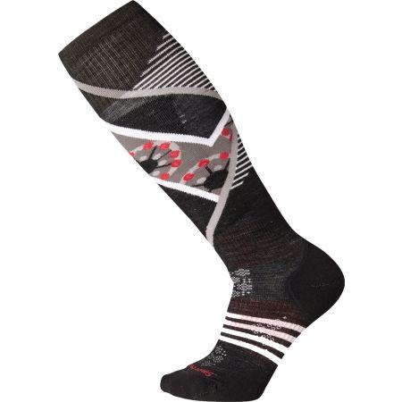 Smartwool PHD SKI LIGHT ELITE PATTERN W - Dámske lyžiarske ponožky
