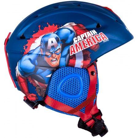 Dětská lyžařská helma - Disney CAPTAIN AMERICA - 1