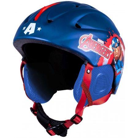 Dětská lyžařská helma - Disney CAPTAIN AMERICA - 4