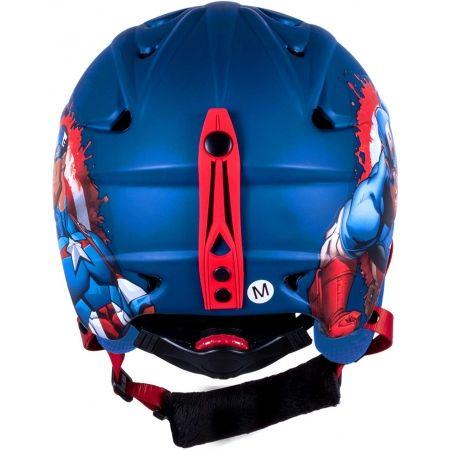 Dětská lyžařská helma - Disney CAPTAIN AMERICA - 6