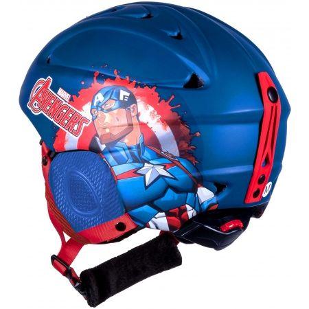 Dětská lyžařská helma - Disney CAPTAIN AMERICA - 7
