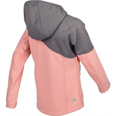 Dievčenská softshellová bunda - Head BARDOT - 3