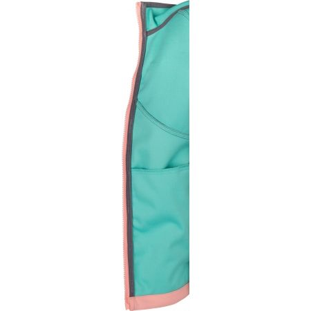 Dievčenská softshellová bunda - Head BARDOT - 5