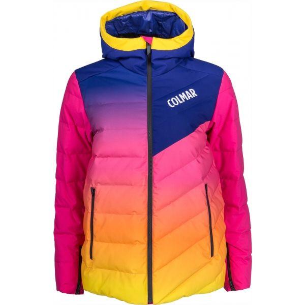 Colmar L. DOWN SKI JACKET ružová 36 - Dámska lyžiarska bunda