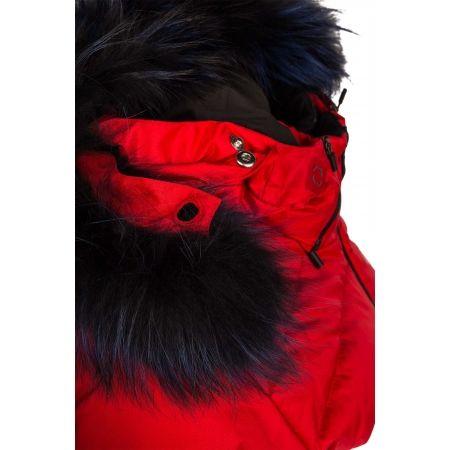 Dámská lyžařská bunda - Colmar L.DOWN JACKET+F - 5
