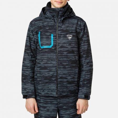 Rossignol BOY POLYDOWN PR JKT - Junioren Skijacke