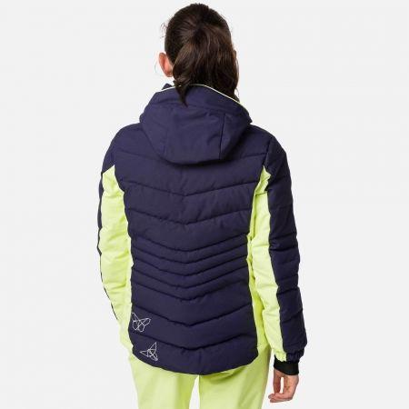 Dívčí lyžařská bunda - Rossignol GIRL POLYDOWN JKT - 3