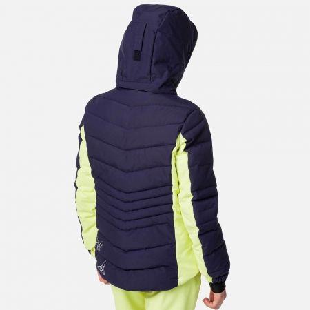 Dívčí lyžařská bunda - Rossignol GIRL POLYDOWN JKT - 4