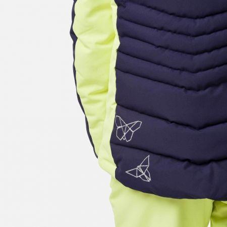 Dívčí lyžařská bunda - Rossignol GIRL POLYDOWN JKT - 7