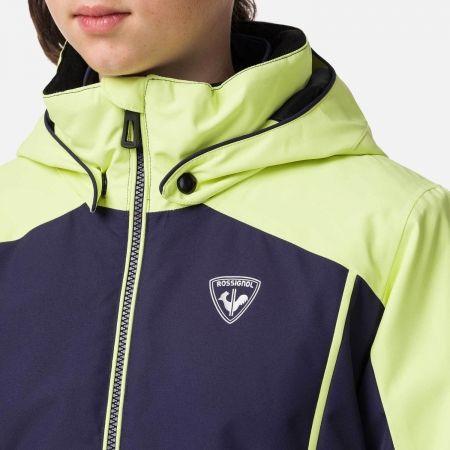 Dievčenská lyžiarska bunda - Rossignol GIRL FONCTION JKT - 4