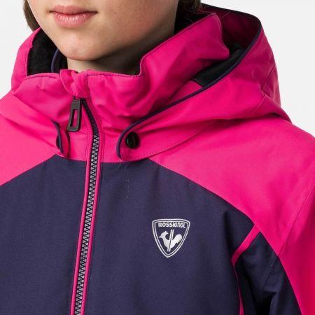 Girls' ski jacket - Rossignol GIRL FONCTION JKT - 5