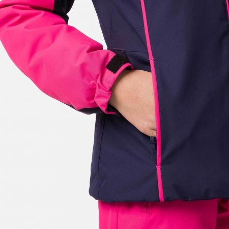Girls' ski jacket - Rossignol GIRL FONCTION JKT - 7