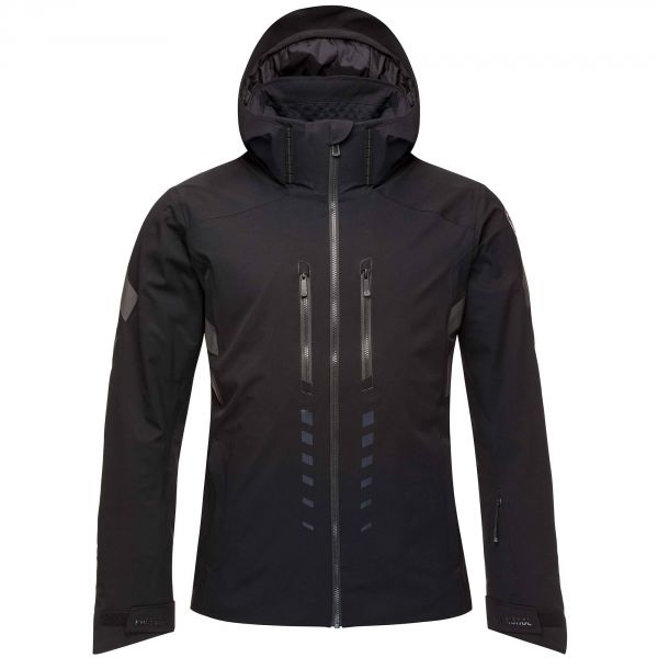 Rossignol AILE čierna XL - Pánska lyžiarska bunda