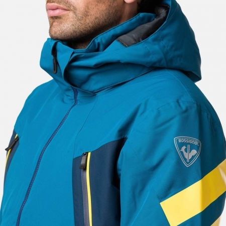 Pánska lyžiarska bunda - Rossignol CONTROLE - 5