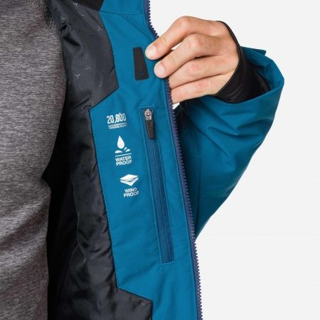 Pánska lyžiarska bunda - Rossignol CONTROLE - 9