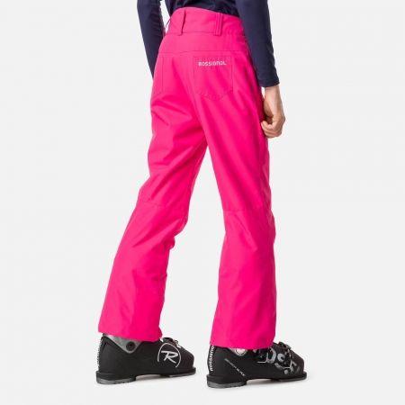 Dievčenské lyžiarske nohavice - Rossignol GIRL SKI PANT - 3