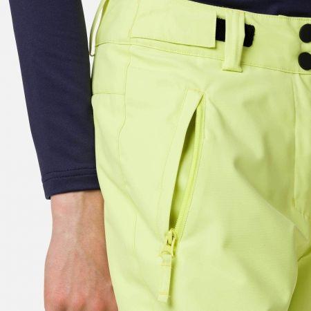 Dievčenské lyžiarske nohavice - Rossignol GIRL SKI PANT - 4