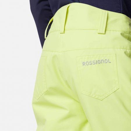 Dievčenské lyžiarske nohavice - Rossignol GIRL SKI PANT - 5
