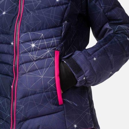 Dievčenská lyžiarska bunda - Rossignol GIRL POLYDOWN PR JKT - 6
