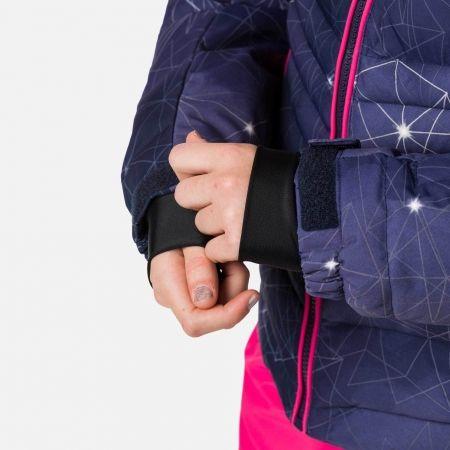 Dievčenská lyžiarska bunda - Rossignol GIRL POLYDOWN PR JKT - 8