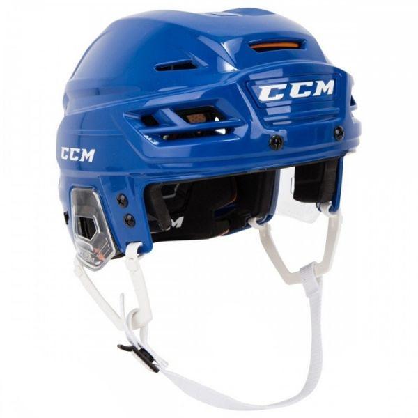 CCM TACKS 710 SR modrá M - Hokejová prilba