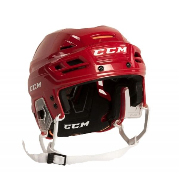 CCM TACKS 710 SR červená S - Hokejová prilba