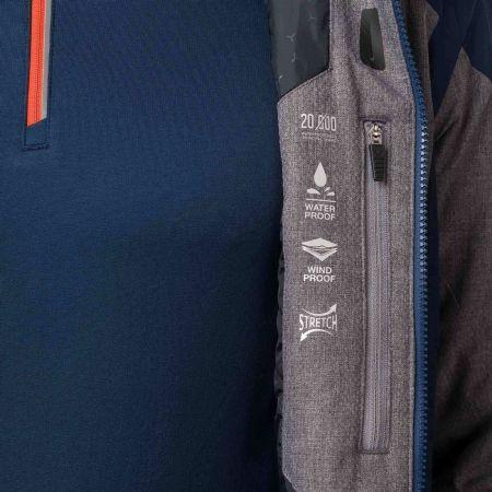 Pánska lyžiarska bunda - Rossignol HEATHER - 7