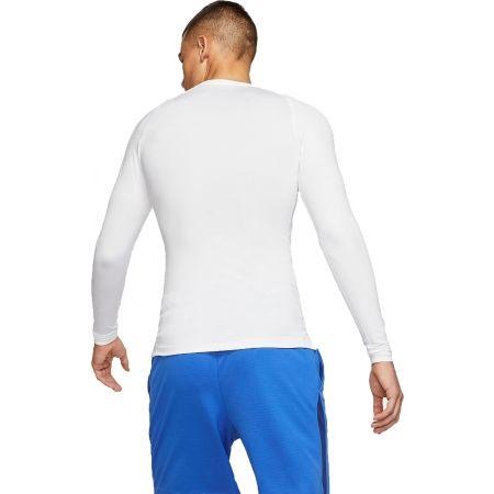 Koszulka z długim rękawem męska - Nike NP TOP LS TIGHT M - 2