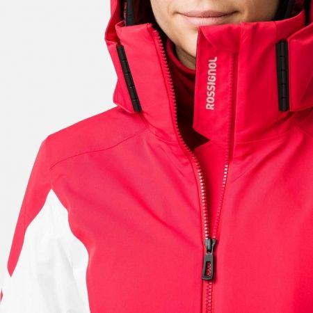 Dámska lyžiarska bunda - Rossignol W COURSE SHINY - 6