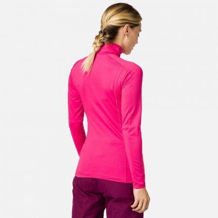 Дамска блуза - Rossignol W CLASSIQUE 1/2 ZIP - 3