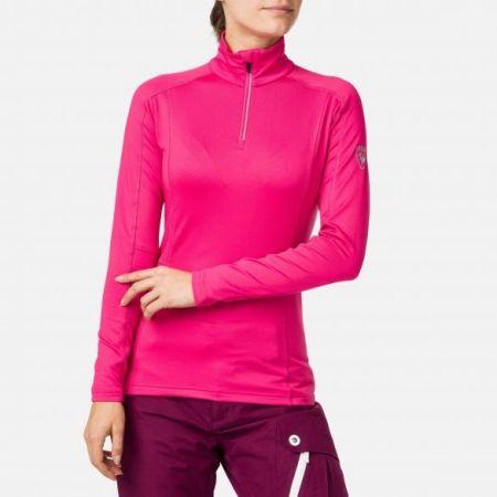 Дамска блуза - Rossignol W CLASSIQUE 1/2 ZIP - 2