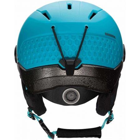 Dětská lyžařská helma - Rossignol WHOOPEE VISOR IMPACTS - 4