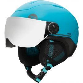 Rossignol WHOOPEE VISOR IMPACTS - Detská lyžiarska prilba