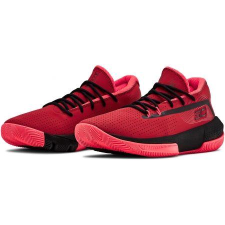 Детски баскетболни обувки - Under Armour GS SC 3ZER0 III - 4