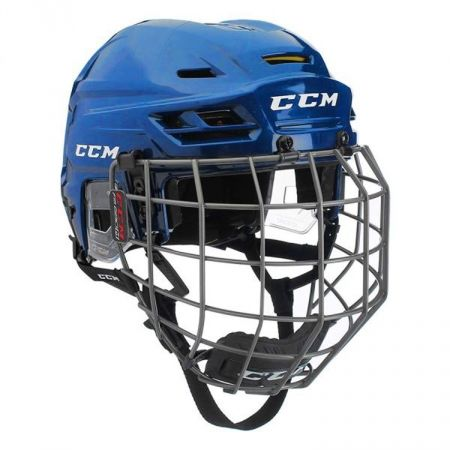 CCM TACKS 310C SR COMBO - Hokejová prilba