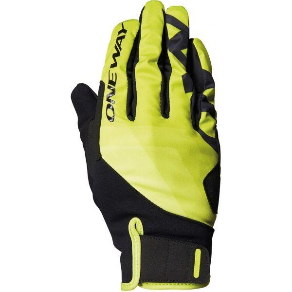 One Way XC TOBUK 7 černá 10 - Závodní rukavice na běžky
