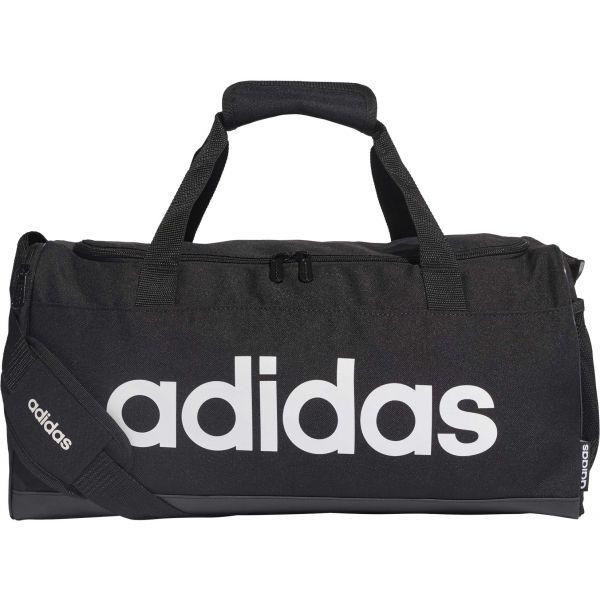 adidas LINEAR LOGO DUFFLE S fehér S - Sporttáska