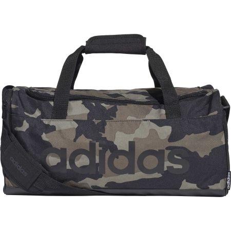 Sportovní taška - adidas LINEAR LOGO DUFFLE S - 1