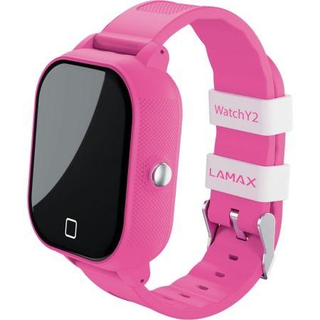 Detské hodinky - LAMAX WATCH Y2 - 2